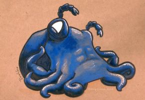 The Tick by MegLyman