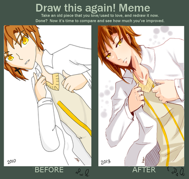 Improvement Meme 1 (2010-2013) by ver-ichihara