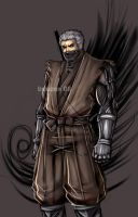 Tenchu 4 - Rikimaru in shadows by buuzen