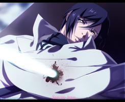 Uryu Ishida - Bleach |Color| by Airest27