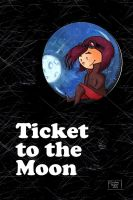 Ticket to the Moon by crazycat13design