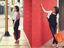 a new young city by Imam-Santoso