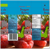 Juice Packaging by verajie