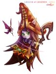 League of Legends Fan Art - LULU (S) by WaterRing