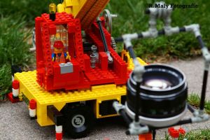 The crane operator by TLO-Photography