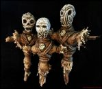 Mythos Voodoo Dolls by JasonMcKittrick