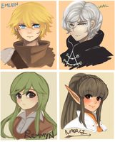 my F4 by Mishhe-KHT