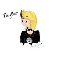Taylor headshot by Drawing-Heart