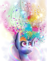 Rainbowsthetics by Giumbreon4ever