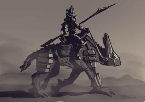 Light Cavalry by TooFriendly