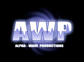 Alpha Wave Productions Logo by Kittensoft