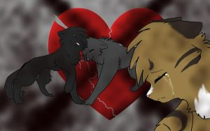 Break My Heart into Peices by Spottedfire1212