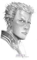 Vergil Portrait by genesis-rdz