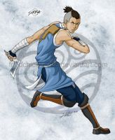 Sokka by friedChicken365