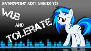 Wub and Tolerate by slingo1126