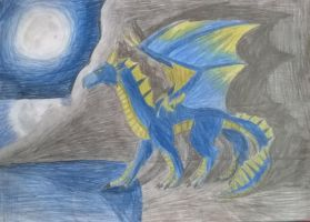 Water Dragon by Howlinghill