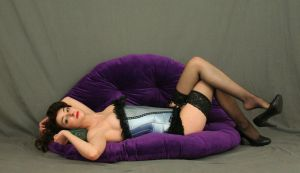 Vintage Pinup 3 by MajesticStock