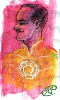 Sinestro by photon-nmo
