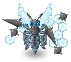 BH2: Mecha Wasp by KupoGames