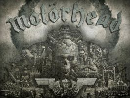 |Motorhead|Wallpaper| by Scarponi
