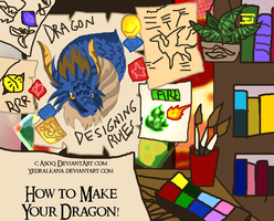 Xedralkana: Dragon Design Rules by Asoq