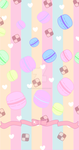 Macaroon and Cookie Custom Box (Free to use!) by Rainhealsme