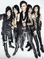Black Veil Brides by musicxlove91