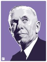George Marshall by monsteroftheid
