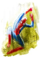 Amazing Spidey by MGNemesi