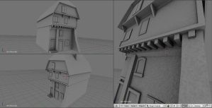 another house part.5 by DennisH2010