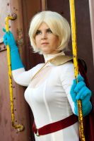 Train To Metropolis by Red-Ribbon-Cosplay