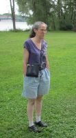 Growling Rachel by Windthin