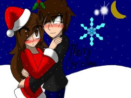 Christmas love by Night-Of-Rise