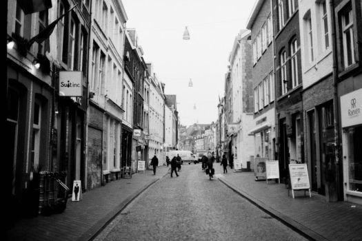 Maastricht City Centre by icmb94