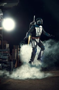 Mandalorian by ONE-Photographie