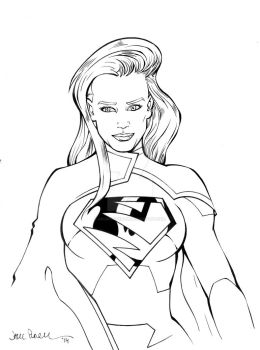 Supergirlcomish by jackpurcell38