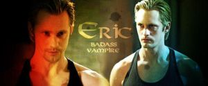 Eric : Bad Ass Vampire Banner by Sookscrea