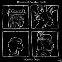 Zombie Rock Lordz by Minty-Illusion