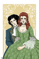 Franz et Elizabeth by RedPassion