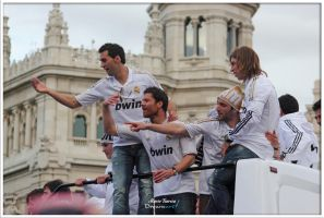 Champions of league Real Madrid C.F. 2011/12 - 23 by Dreans