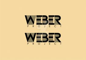 logotypes for Weber project co. by deweber