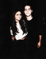 DYLAN AND SELENA by selenaismyqueen
