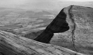Brecon Beacons II by Mohain