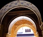 Alhambra Arches by Allacia