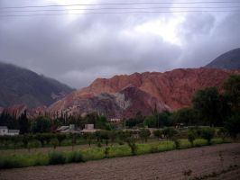 HDR - Jujuy I - Argentina by Negros