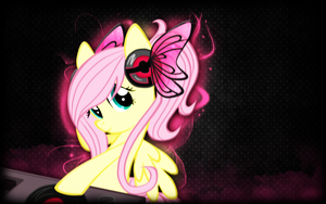 DJ-Fluttershy | Hard Light Version by arkkukakku112