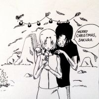 Merry Christmas, Sakura by Digibear