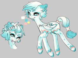 pegasus pony adopt [closed] by miinti