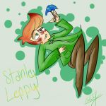 Stanley Leppy by leaftail99