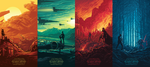 Star Wars IMAX Posters iOS [Updated!] by HalfLucan